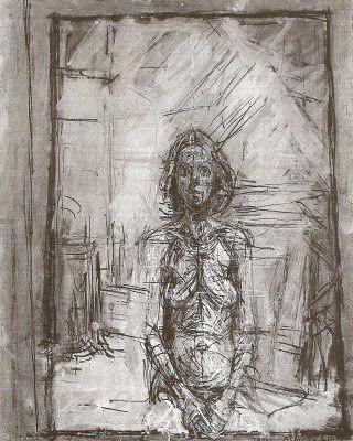 #2 Alberto Giacometti Portraits!